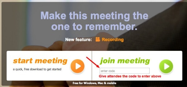 Join.me Makes Real-Time Screen Sharing a Breeze