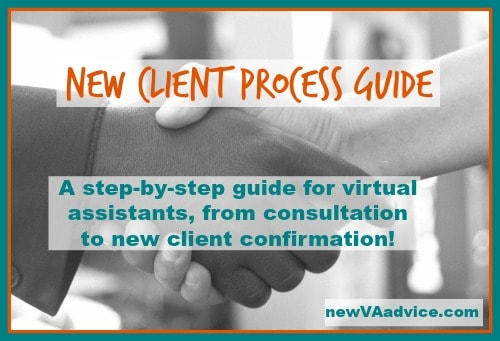 Get this client onboarding process down and clients will know you're a pro!